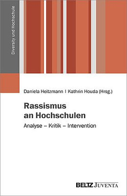 Buchcover Rassismus an Hochschulen
